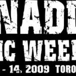 CANADIAN MUSIC WEEK 2009