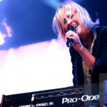 THE FANS FINALLY BRING METRIC TO KINGSTON