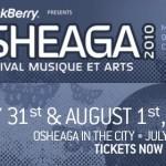 OSHEAGA FESTIVAL: COMING VERY SOON!
