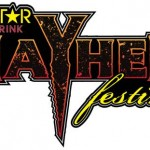 THE 5th ANNUAL ROCKSTAR ENERGY DRINK MAYHEM FESTIVAL ANNOUNCES 2012 LINEUP: INCLUDES SLIPKNOT & SLAYER!