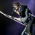 ALICE COOPER AT THE BELL CENTRE