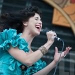 KIMBRA OPENS AT DOWNSVIEW PARK