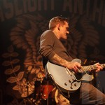 THE GASLIGHT ANTHEM SHINES AT THE SOUND ACADEMY