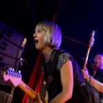 THE JOY FORMIDABLE PLAYS SURPRISE SHOW IN TORONTO